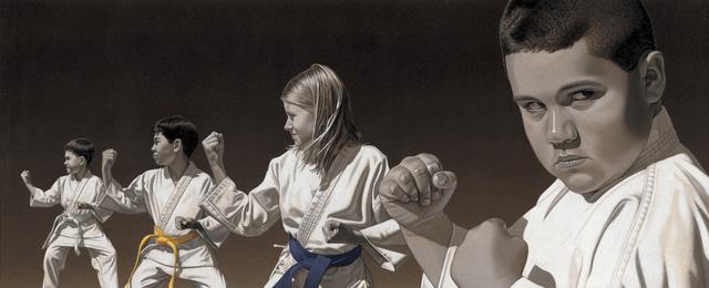 Karate Hour